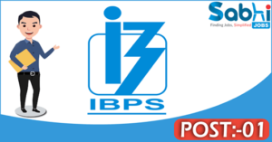 IBPS recruitment 2018 notification 01 Security officer in charge
