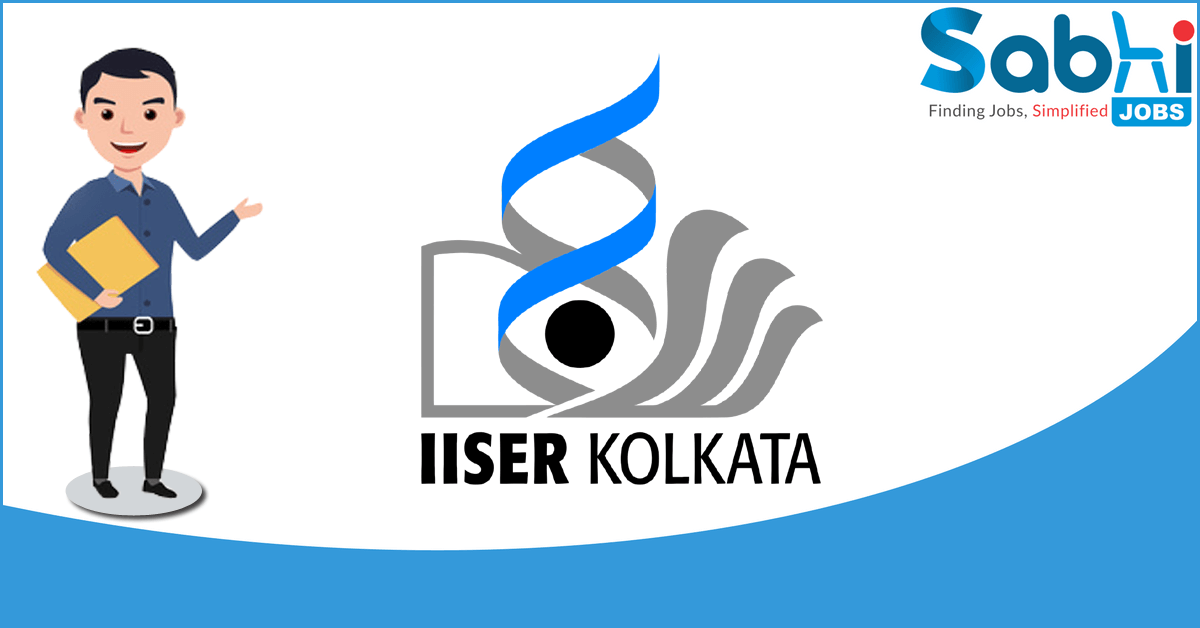 IISER recruitment 2018 notification for Laboratory Technician