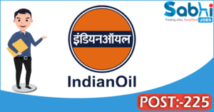 IOCL recruitment 2018 notification 225 Technician & Trade Apprentice
