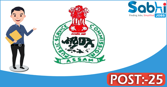 APSC recruitment 25 Assistant Conservator of Forests