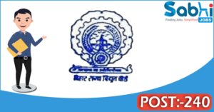 BSPHCL recruitment 2018 notification 240 Assistant Electrical Engineer, Assistant Engineer