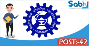 CIMFR recruitment 2018 notification Apply for 42 Project Assistant