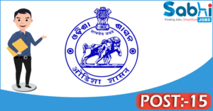 Government of Odisha recruitment 2018 notification 15 ANM, Staff Nurse