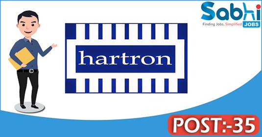 HARTRON recruitment 35 Programmer