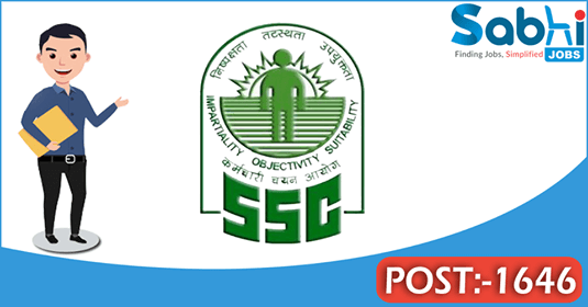 HSSC recruitment 1646 Fire Operator cum Driver
