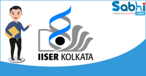 IISER Kolkata recruitment 2018 notification Apply for Laboratory Assistant