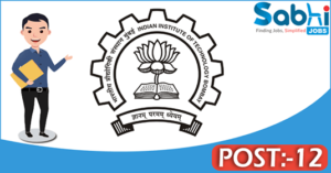 IIT Bombay recruitment 2018 notification 12 System Administrator, Marketing Assistant
