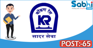 KRCL recruitment 2018 notification Apply for 65 Technician