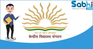 KVS Gandhigram recruitment 2018 notification Apply for Computer Instructor, Primary Teacher