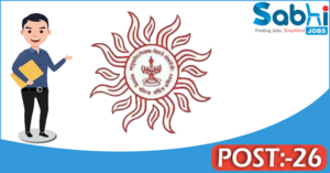 MPSC recruitment 2018 notification apply 26 Assistant Forest Guard, Forest Ranger