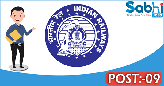 Northeast Frontier Railway recruitment 09 Medical Practitioners