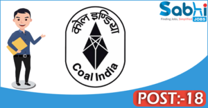 North Easter Coalfield recruitment 2018 notification 18 Overman, Dy. Surveyor