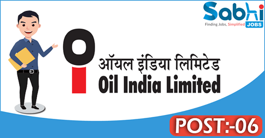 Oil India Limited recruitment 06 Junior Assistant, Unskilled