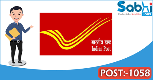 Telangana Postal Circle recruitment 1058 Gramin Dak Sevak