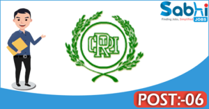 CRRI Cuttack recruitment 2018 notification 06 Project Coordinator, Chief Executive Officer