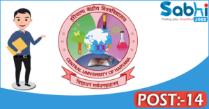 CUH recruitment 2018 notification 14 Assistant Professor