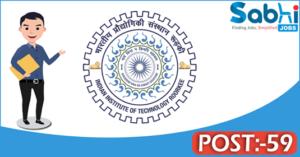 IIT Roorkee recruitment 2018 notification Apply 59 Junior Superintendent, Junior Assistant