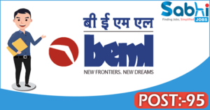 BEML recruitment 2018 notification Apply 95 Deputy General Manager, Assistant General Manager