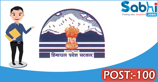 Government of Himachal Pradesh recruitment 100 Ayurvedic Medical Officer