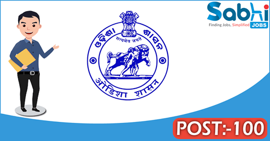 Government of Odisha recruitment 100 Lady Matron