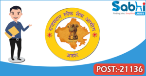 Government of Rajasthan recruitment 2018 notification 21136 Safai Karamchari