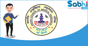 ICMR recruitment 2018 notification Apply application for Scientist