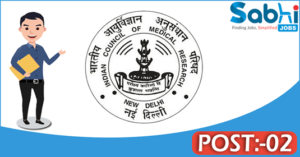 RMRC recruitment 2018 notification Apply application for 02 Scientist