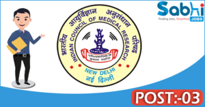 NIRRH recruitment 2018 notification 03 Senior Consultant, Scientist