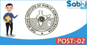 IIPA recruitment 2018 notification Apply for 02 Research Officer