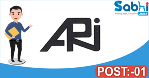 ARI Pune recruitment 2018 notification 01 Project Mali