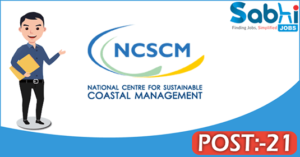 NCSCM recruitment 2018 notification Apply online 21 Scientist, Librarian