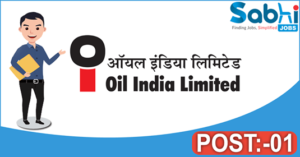 Oil India Limited recruitment 2018 notification 01 IT Service Engineer
