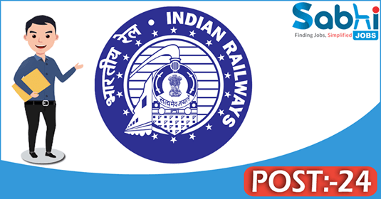 South Eastern Railway recruitment 24 Specialist, GDMOs