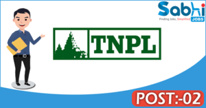 TNPL recruitment 2018 notification Apply 02 Central Control Room Operator
