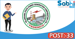 TSGENCO recruitment 2018 notification Apply 33 Assistant Manager