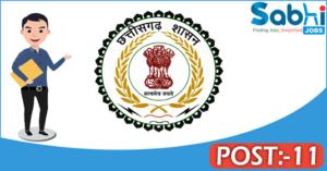 Government of Chhattisgarh recruitment 2018 notification Apply 11 Driver