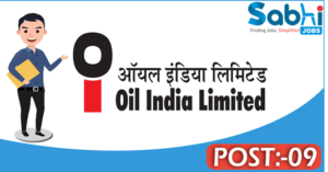 Oil India Limited recruitment 2018 notification Apply 09 Senior Accounts Officer/Senior Internal Auditor