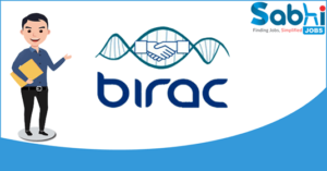 BIRAC recruitment 2018 notification Apply for Chairman & Managing Director, Director Operation, Director Finance