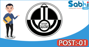 CCRAS recruitment 2018 notification Apply for 01 Pharmacist