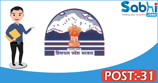 HPPSC recruitment 31 Law Officer, Lecturer