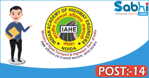 IAHE recruitment 2018 notification Apply 14 Office Assistant, Multi-Tasking Staff