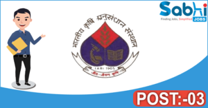 IARI recruitment 2018 notification Apply 03 Junior Research Fellow, Senior Research Fellow
