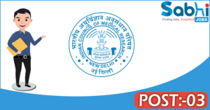 RMRC recruitment 2018 notification Apply 03 Consultant, Senior Research Officer, Research Officer