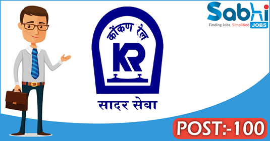 KRCL recruitment 100 Trackman, Assistant Pointsman, Khalasi