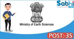 MOES recruitment 2018 notification apply online for 35 Scientist