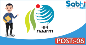 NAARM recruitment 2018 notification Apply for 06 Research Associate, Young Professional
