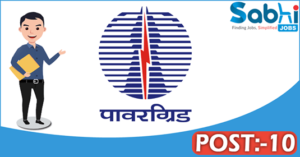 PGCIL recruitment 2018 notification Apply online for 10 Engineer