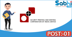 SPMCIL recruitment 2018 notification Apply for 01 Hardware Consultant