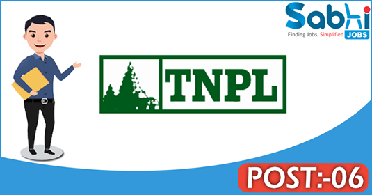 TNPL recruitment 06 Deputy Manager/Assistant Manager/Officer