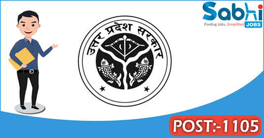 UPPSC recruitment 1105 Medical Officer